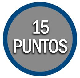 PUNTOS 15