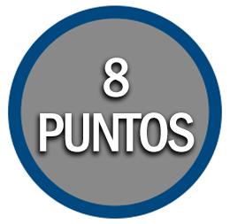 PUNTOS 8